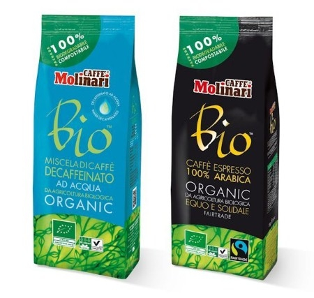 Italian Coffee Company Chooses Compostable Natureflex™ Packaging