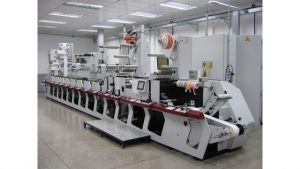Mark Andy Flexo Press
